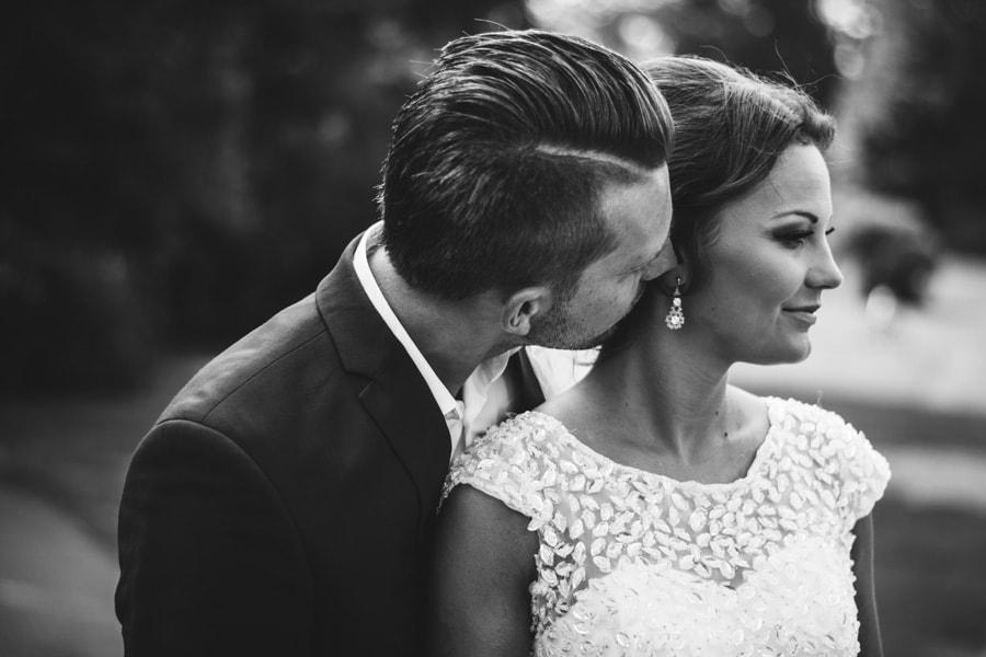 Plener ślubny - ogrody kapias