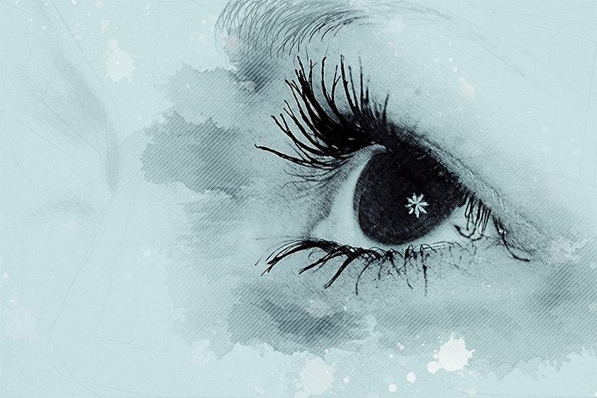 Sposób na czerwone oczy